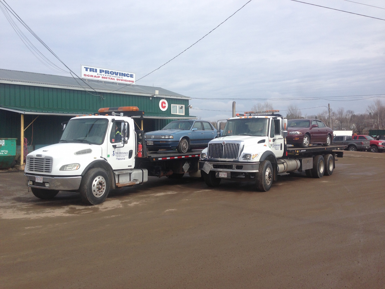 Tri Province | Scrap Metal Recycling, Structural Steel, Steel ...